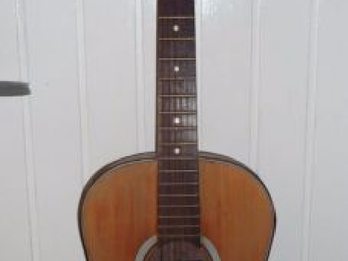 Ancienne Guitare de Jazz Manouche Vintage  A. DI MAURO