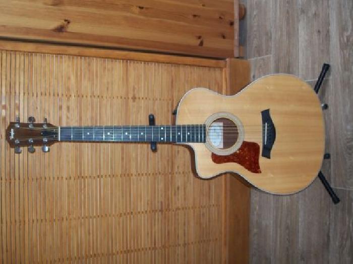 guitare folk gaucher taylor ce214 guitare occasion. Black Bedroom Furniture Sets. Home Design Ideas