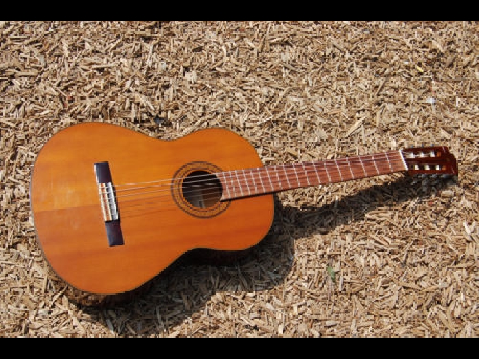 guitare classique yamaha g 225 vintage guitare occasion. Black Bedroom Furniture Sets. Home Design Ideas