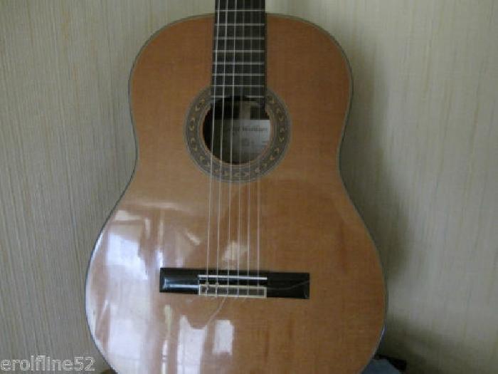 guitare washburn c 20 n classique rare guitare occasion. Black Bedroom Furniture Sets. Home Design Ideas