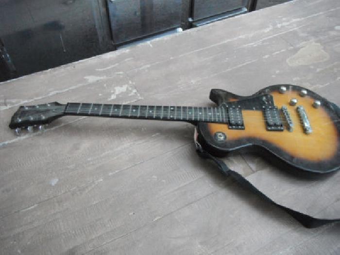 guitare lectrique allan scott guitare occasion. Black Bedroom Furniture Sets. Home Design Ideas