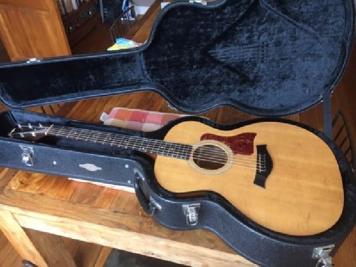guitare taylor 214 guitare occasion. Black Bedroom Furniture Sets. Home Design Ideas