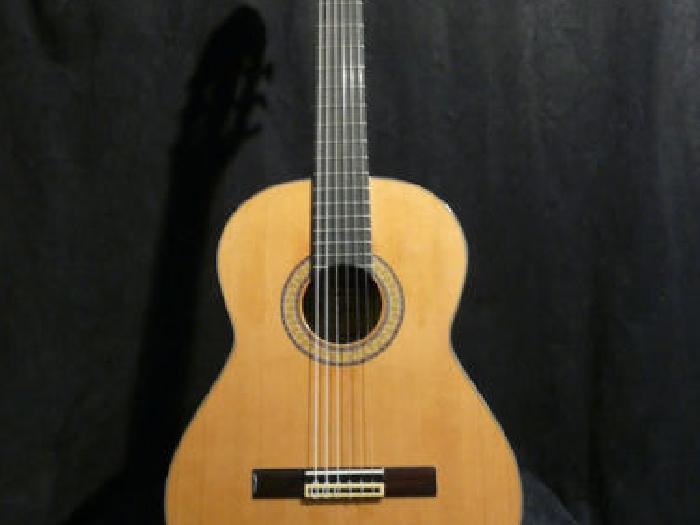 guitare classique 4 4 classical guitar manuel raimundo n 140 guitare occasion. Black Bedroom Furniture Sets. Home Design Ideas