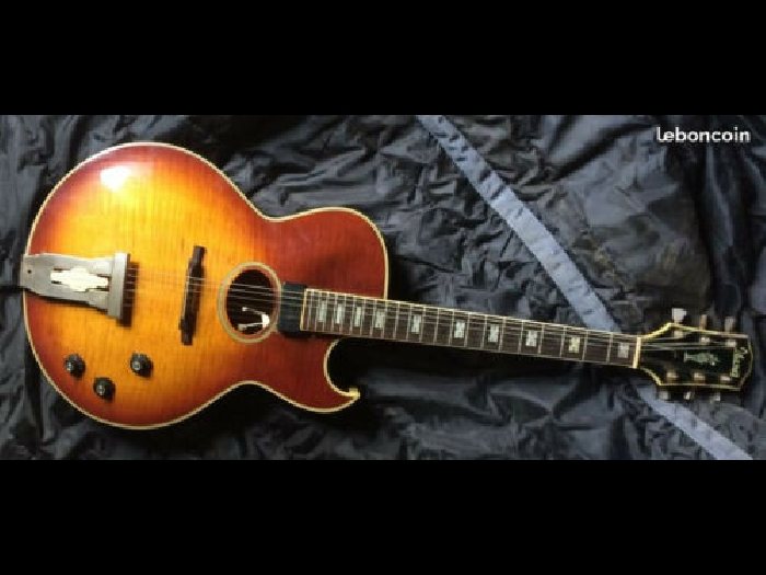 Ibanez Howard Roberts 70' sunburst