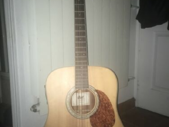 Guitare Folk Cort Earth100F NS très bon état