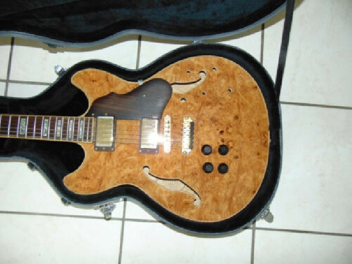 IBANEZ AS-103 Burl Mapple