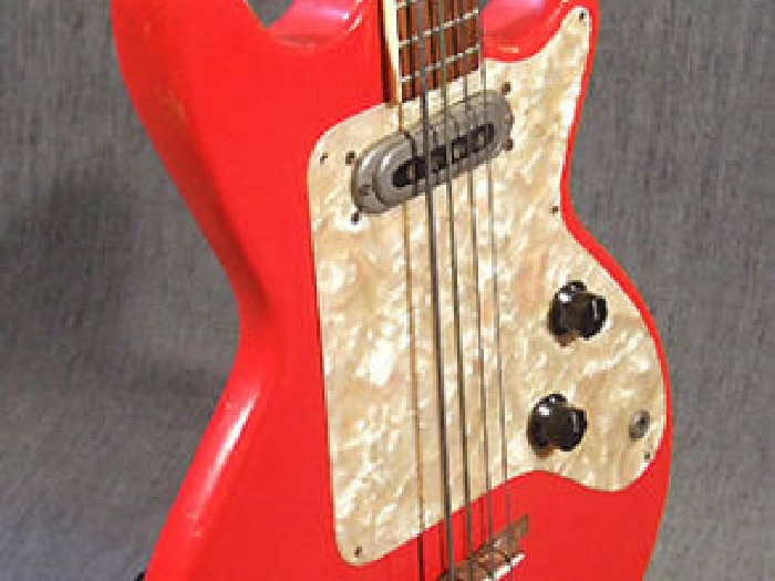 Framus Bass Made In Germany 1960's Vintage