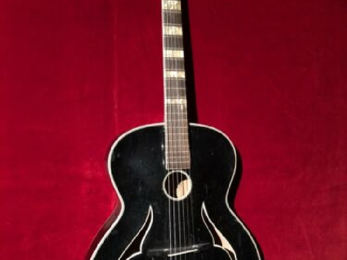 1958 Framus 5/68 Jazz guitar Massif Top Carved Original Color