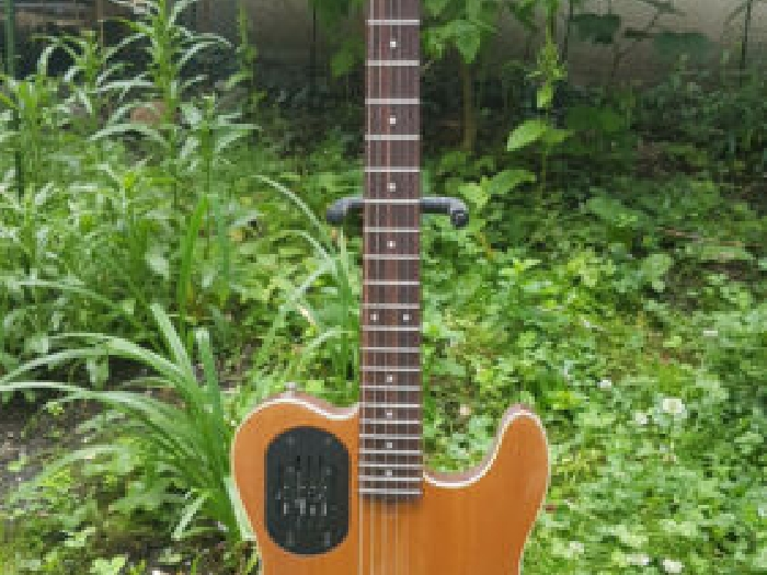 GODIN Acousticaster - 1989 VINTAGE -  4 digit VERY RARE and INCREDIBLY DESIRABLE