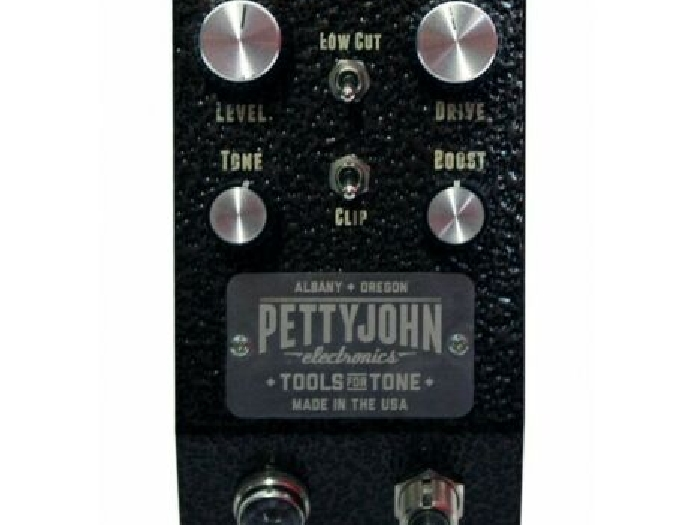 Pettyjohn Electronics Chime - Pédale overdrive guitare - Occasion (+ boite)