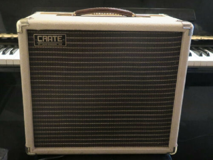 Ampli Guitare  CRATE VINTAGE CLUB 20 All Tube- Made in USA.
