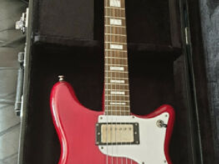 Epiphone Wilshire 2009 Reissue avec Flight Case