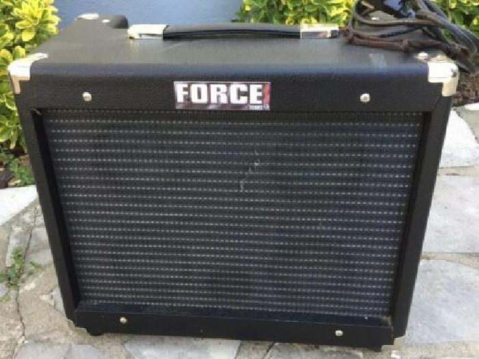 Hohner Ea-30 Force Séries Ampli  Électric Acoustic Guitare Amplifier ::