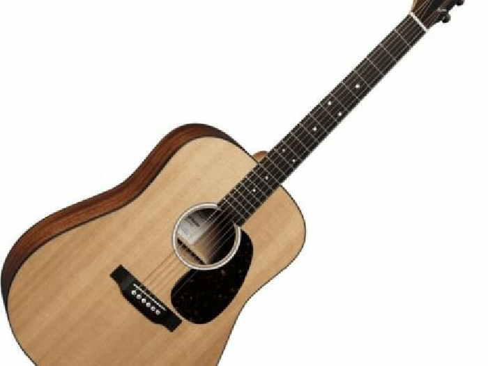 Martin D-10E Dreadnought - Guitare électro-acoustique (+ Soft-Case)