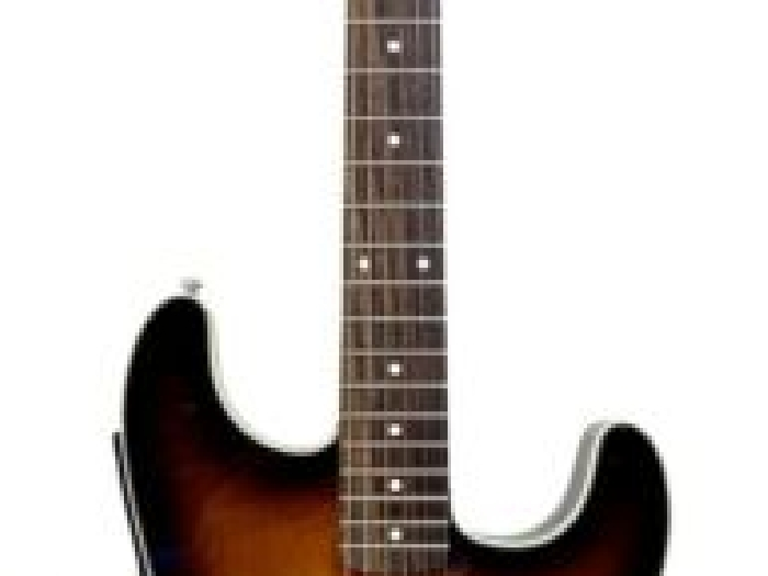 Guitare Folk Electro-Acoustique Fender Stratacoustic SunBurst Brillant