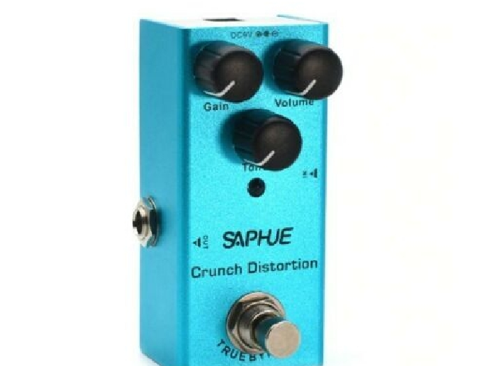 EFFETTI CHITARRA PEDALE OVERDRIVE CHORUS DISTORSORE DELAY TREMOLO PHASE US DREAM
