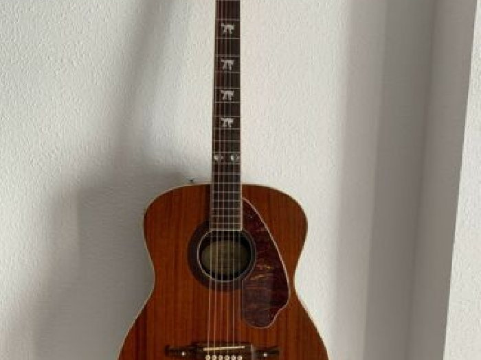 Fender Tim Armstrong Hellcat Acoustic Guitarra Acustica