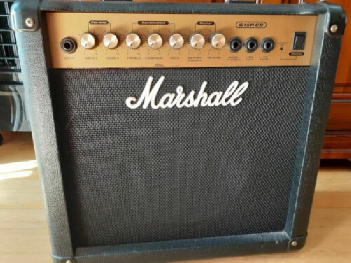 VINTAGE MARSHALL G15R CD Park Series 15 W ampli guitare