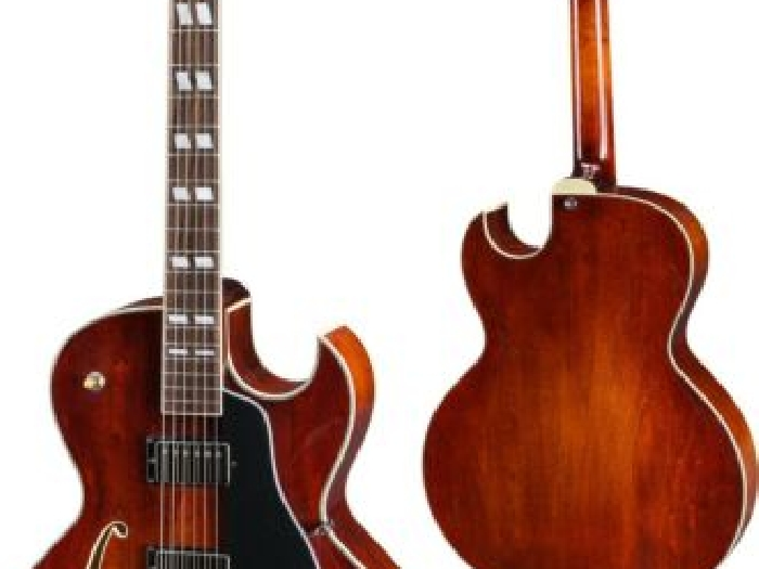 Guitare Electrique Archtop Hollow Body Eastman AR372CE Classic