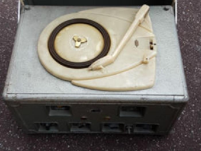 Amplifiquateur ampli vintage guitare annees 50 tourne disque bouyer st 30 g - Ampli pour tourne disque ...