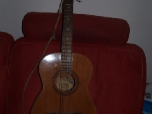 guitare classique lucky