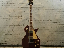 Guitare Electrique Gibson LP Standard 1978 Wine Red