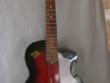 Rare guitare archtop jazz vintage