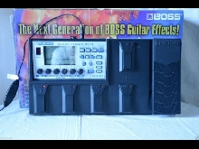 BOSS ME-33 Guitar Multi Effects pedale Excellent