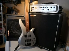 Ashdown ampli, hp et guitar bass yamaha