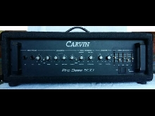 Carvin PRO BASS 500 . Amp. Made in USA -