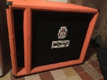 Orange Bass Cabs OB115 And OBC210