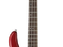 Cort Action Plus - rouge transparent - Guitare basse