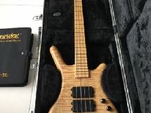 Basse Warwick corvette double buck limited edition