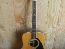 yamaha fg470sa dreadnought guitar very good condition and upgraded