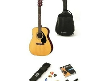 Pack Guitare acoustique Yamaha F310P - Stock B