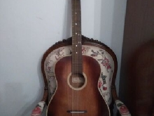 GUITARE COUESNON LUTHIER A MIRECOURT ANCIENNE STYLE JAZZ MANOUCHE