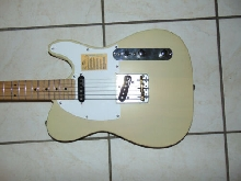 Vintage Reissued V58 Jerry Donahue Signature