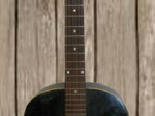 guitare Gibson J-45 Banner (1944) Maple
