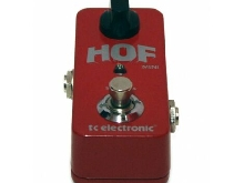 TC Electronics HALL OF FAME MINI - Pédale reverb guitare - occasion