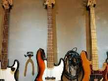 guitare basse fender jazz bass