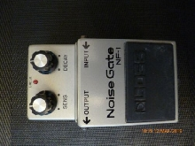 PÉDALE BOSS NOISE GATE NF-1