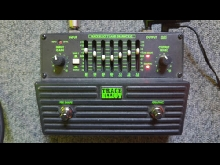 Bass Preamp Trace Elliot GP7