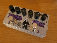 Pédale effet Guitare Zvex Double Rock Vexter Overdrive Distortion