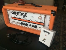Vends tête d'ampli guitare Orange TH30