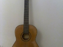 GUITARE 3/4 MOYENNE TAILLE COLLECTION ANNEE 90 H 612 THE HARMONY COMPAGNY