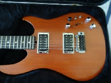 GUITARE  ELECTRIQUE  LUTHIER US   BRIAN MOORE   C55PPUSB     SERIAL NUMBER 63217