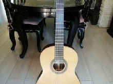 Guitare Hanika 60 PC Natural Custom