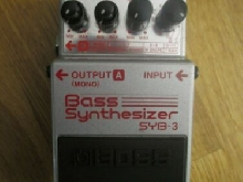 BOSS SYB-3 BASS SYNTHESIZER PEDAL ANALOG TYPE ROLAND GR