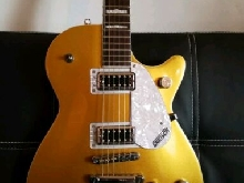 Splendide guitare Gretsch Electromatic G5438 Pro Jet Gold