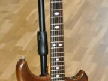 1980 Morris GS Global Sound Double Cut Guitar - Made in Japan - Very Good Cond.